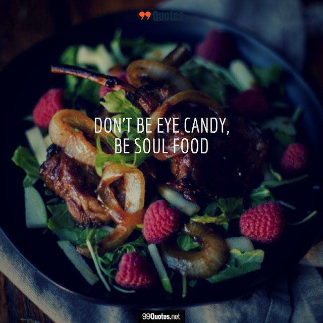 food for soul quotes