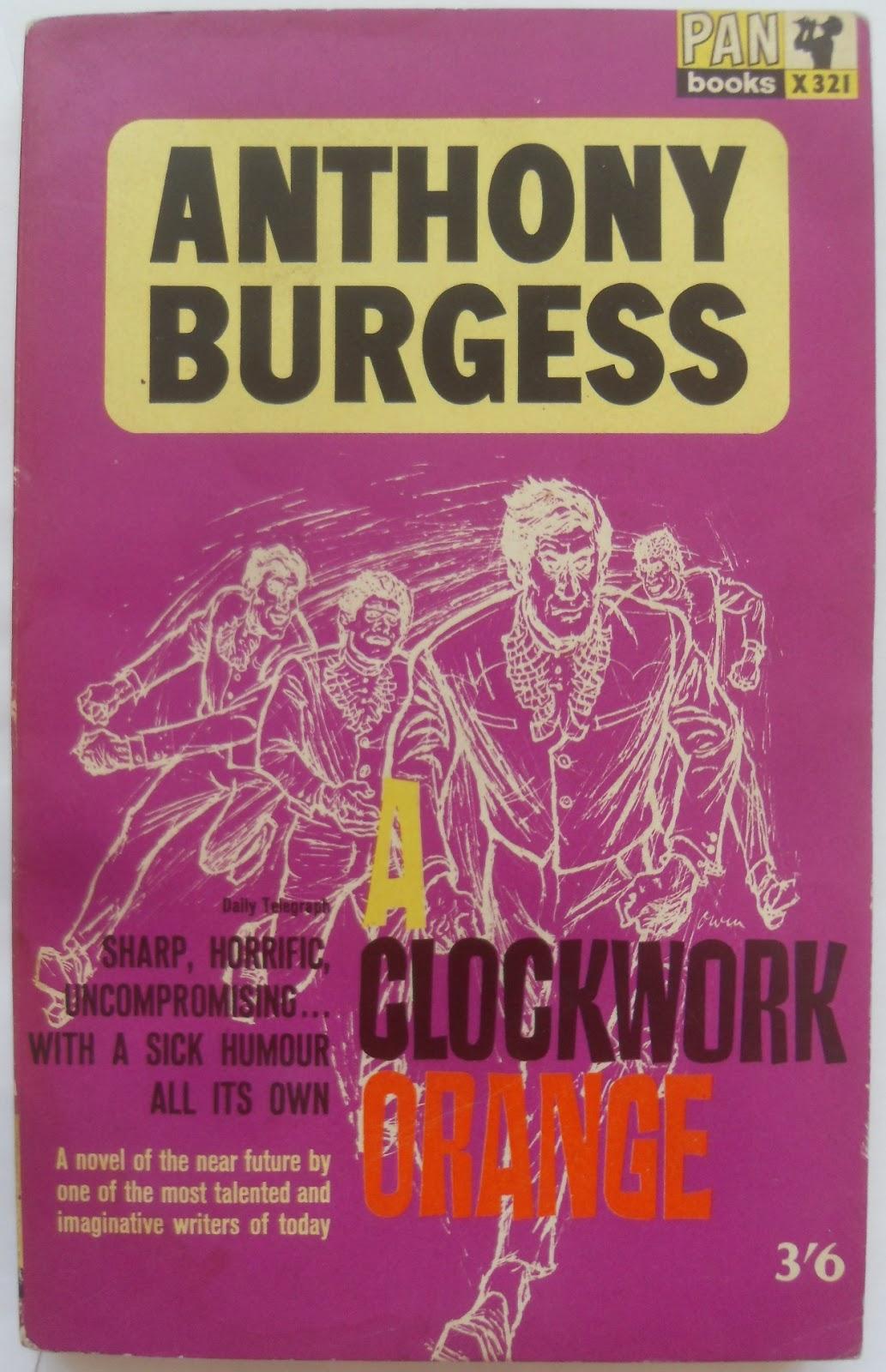 Anthony Burgess A Clockwork Orange Essay Homework Academic Writing   Anthony Burgess A Clockwork Orange Essay John Anthony Burgess Wilson