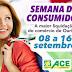 Semana do Consumidor será realizada de 8 a 16 de setembro