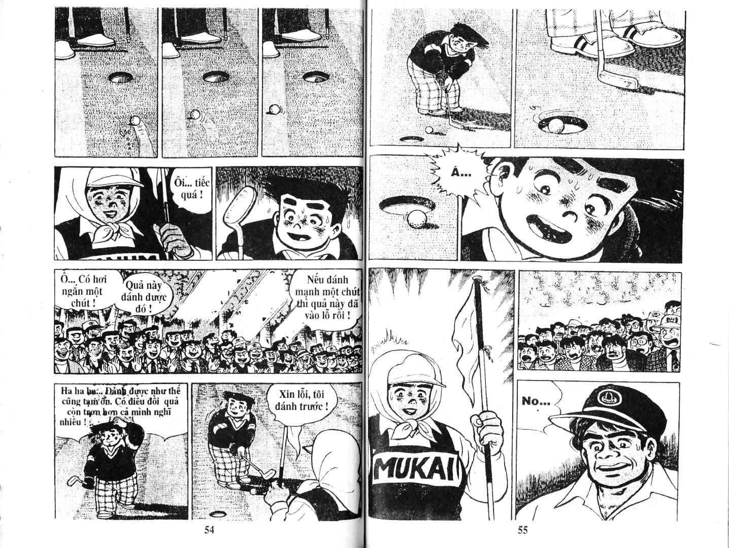 Ashita Tenki ni Naare chapter 42 trang 26