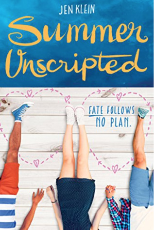 Summer Unscripted book cover