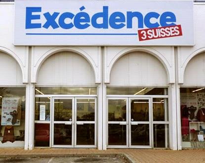magasin d'usine les 3 Suisses Excédence