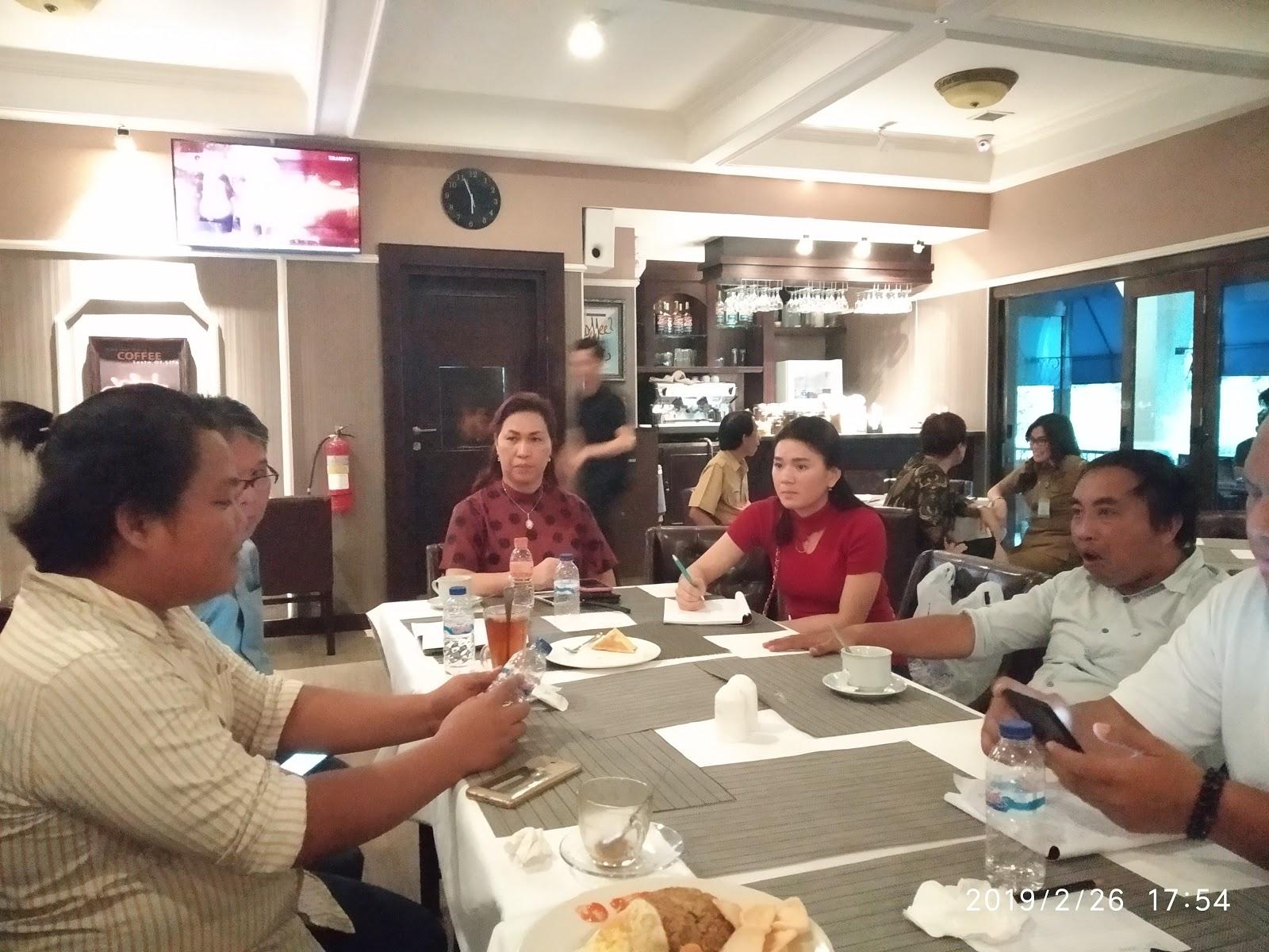 Debby Rende beri Tawaran Pro Rakyat untuk Maju di Legislatif Sulut