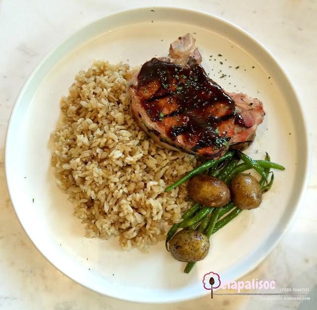 Stovetop Pork Chops
