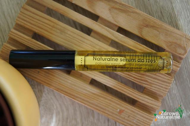 E-Fiore - Naturalne serum do rzęs pobudzające do wzrostu