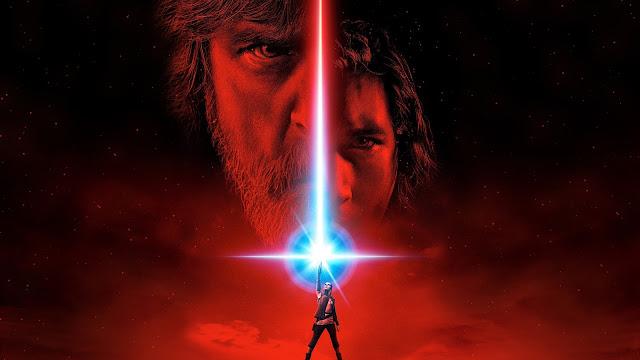 Poster Star Wars Last Jedis