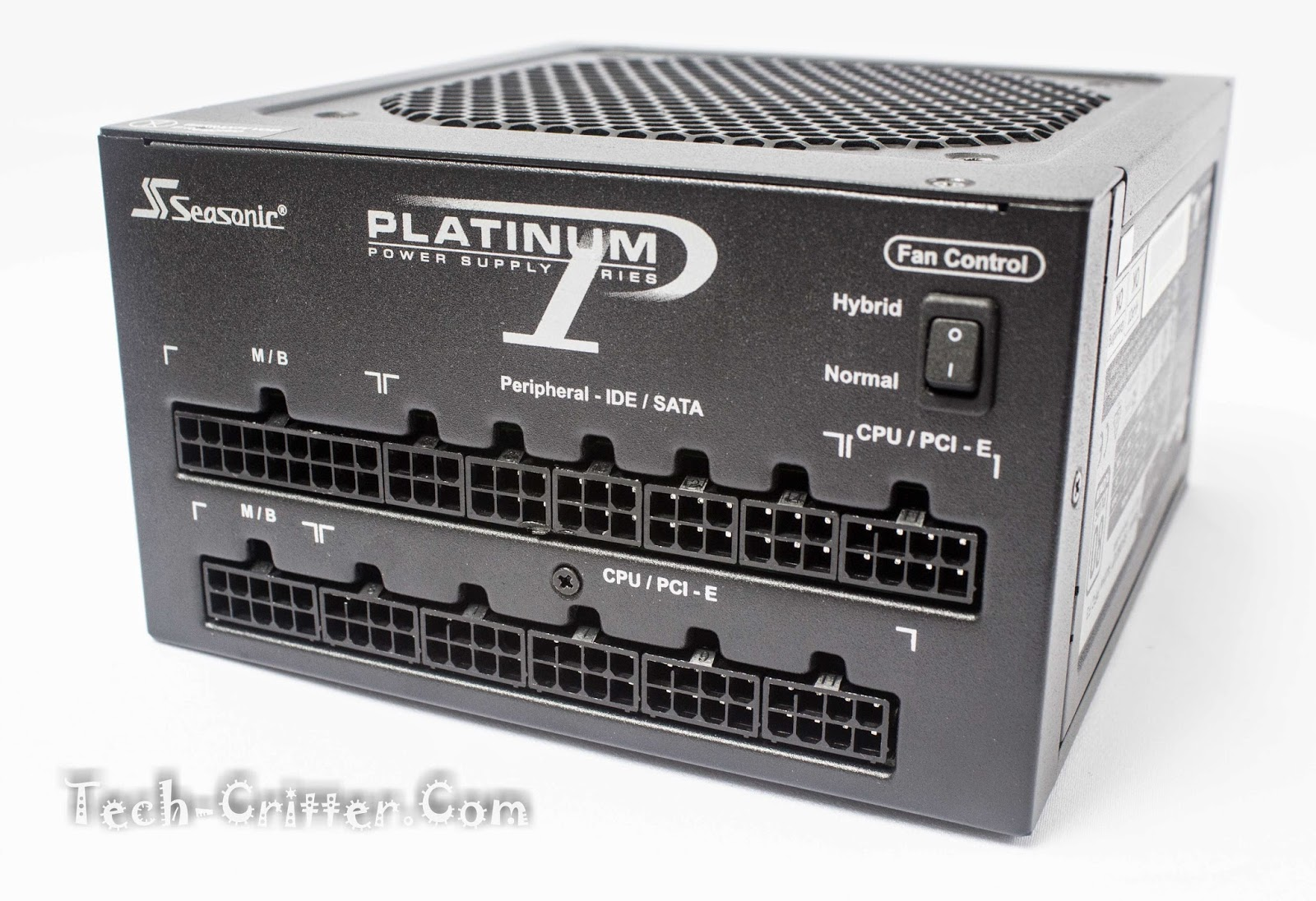 Unboxing & Overview: Seasonic Platinum Series 860W Power Supply Unit 61