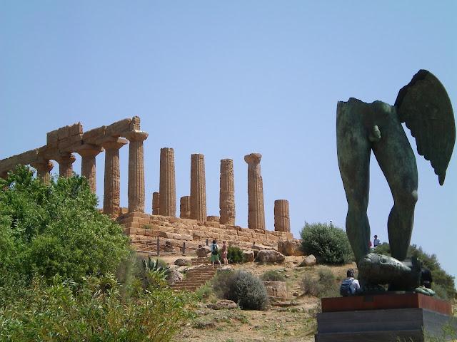 Templo de Hera, Agrigento - Sicilia