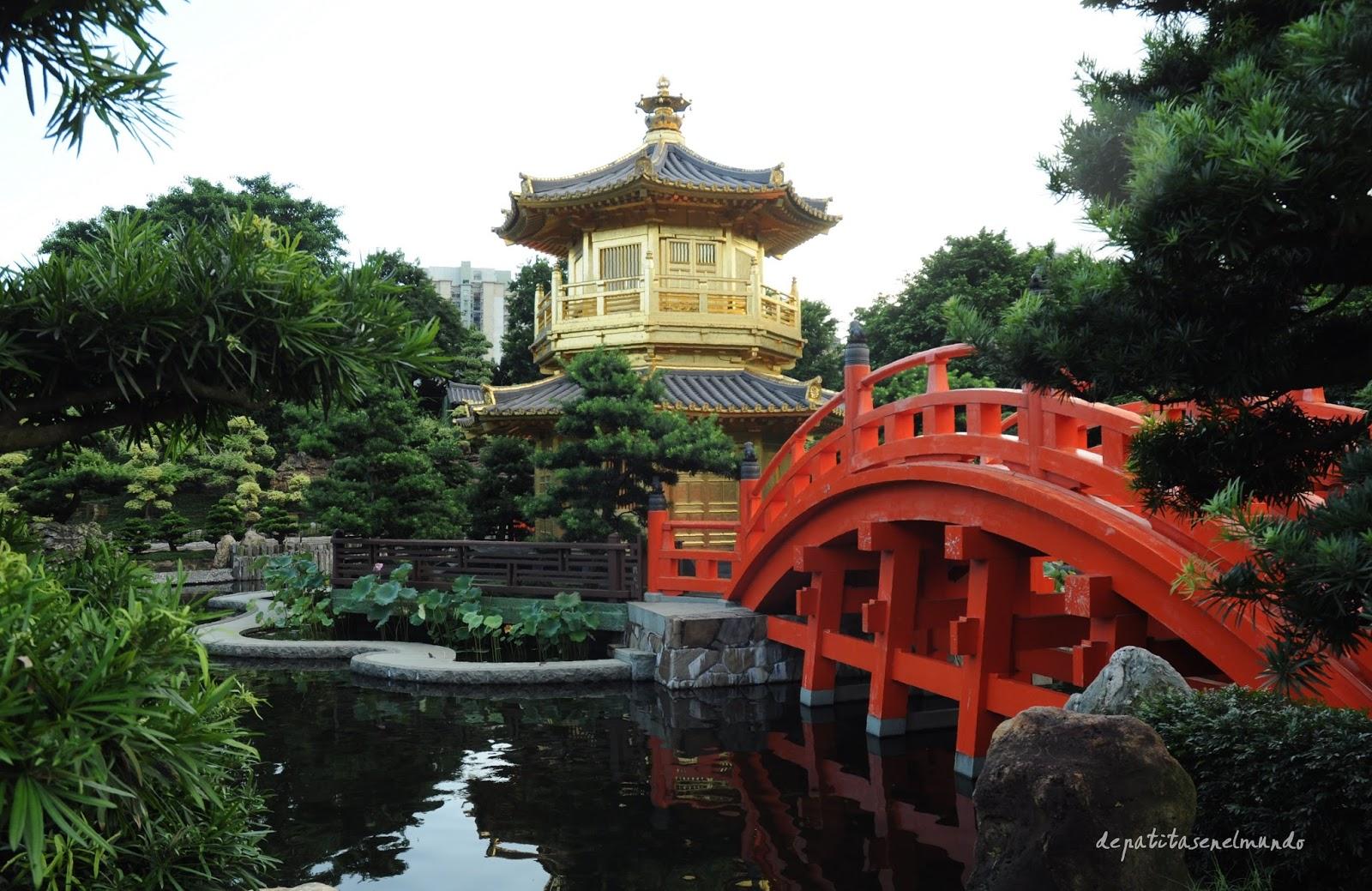 Jardin Nan Lian de Hong Kong