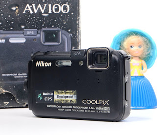 Nikon Coolpix AW100 - Second