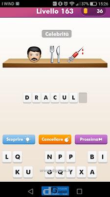 Emoji Quiz soluzione livello 163