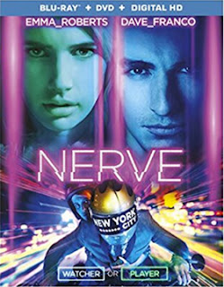 DVD & Blu-ray Release Report, Nerve, Ralph Tribbey