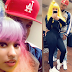 Nicki Minaj shares loved-up photos with her man Kenneth Petty (Photos)