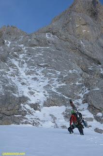 Guiasdelpicu.com , guias de alta montaña en picos de europa UIAGM , Fernando Calvo