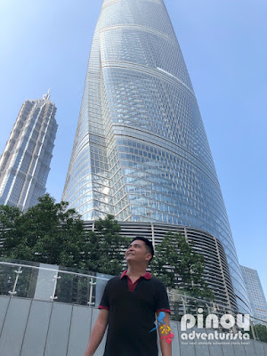 Shanghai Tower China Tourist Spots