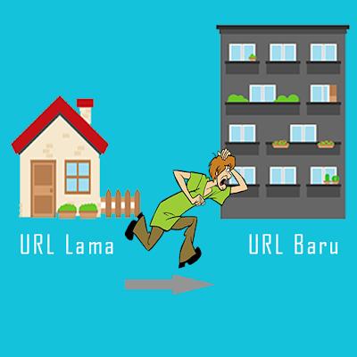 Cara Mengalihkan (Redirect) URL Blog Lama ke Blog Baru