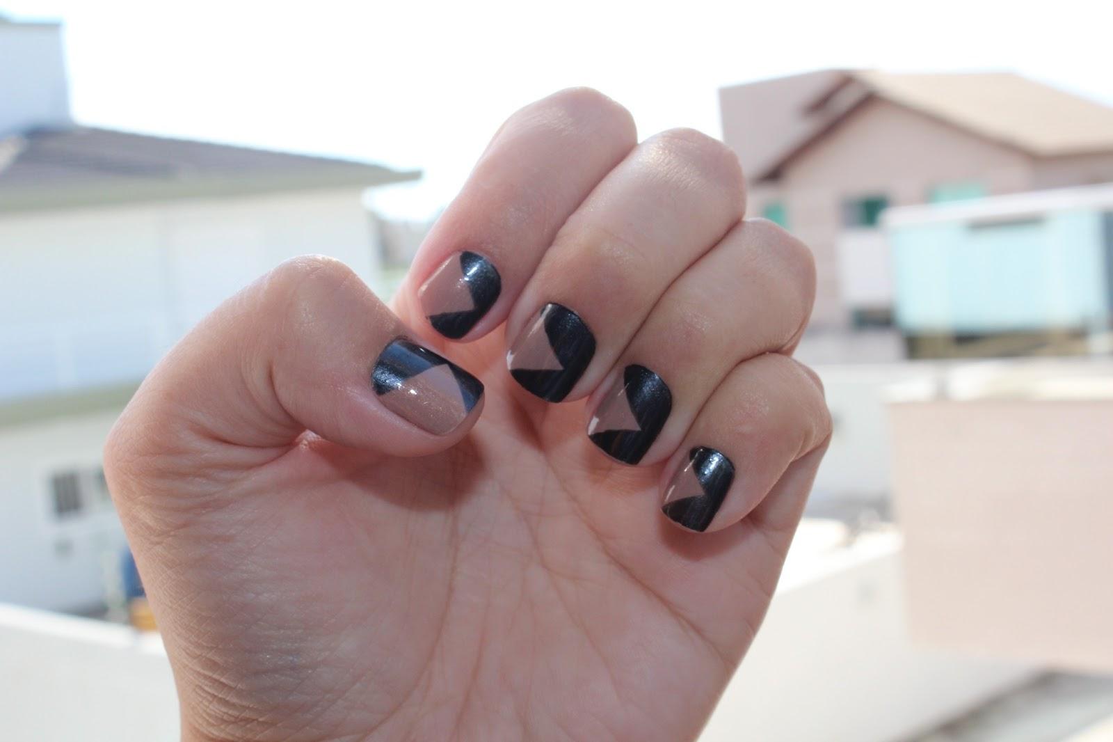Aii, que Abuso!! : Nails Duo da Risque