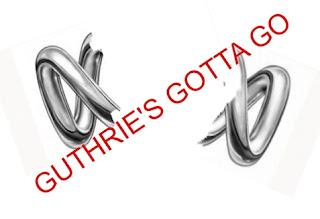 Guthrie's Gotta Go