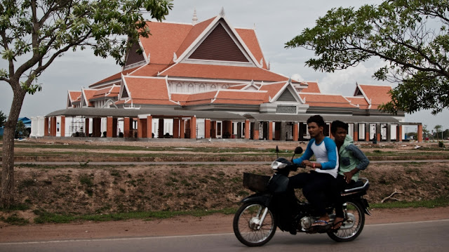 North Korea's multimillion-dollar museum in Cambodia