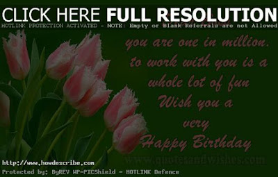 Happy Birthday wishes For Boss: dear boss you are in million,