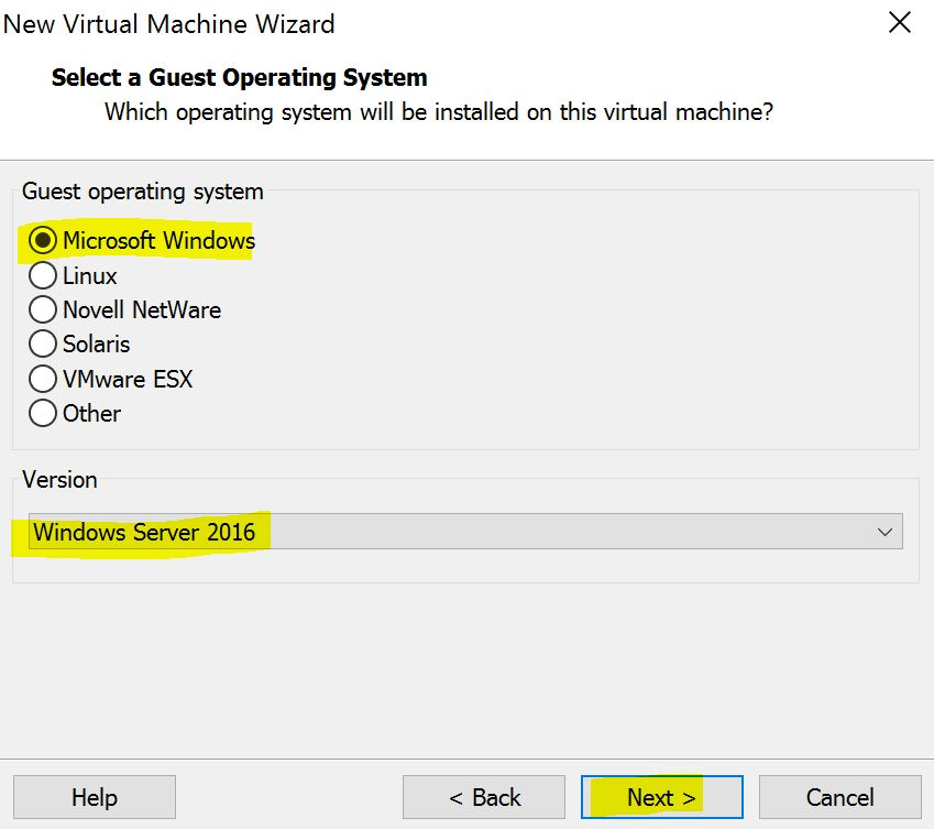 Guide) How to Install Windows Server 2016 on VMware | Virtualization
