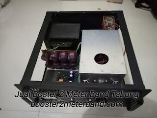 Deskripsi Produk Booster Tabung VHF