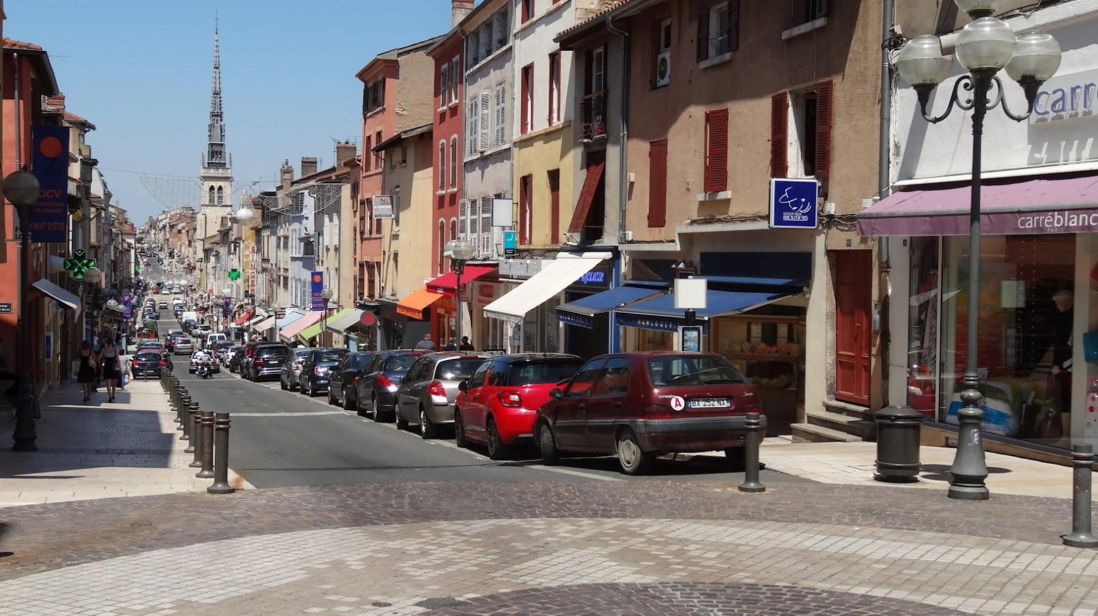 Mike 39 s meanderings - Office de tourisme villefranche sur saone ...