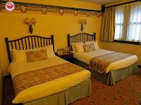 Disneyland Paris - Habitación hotel Sequoia