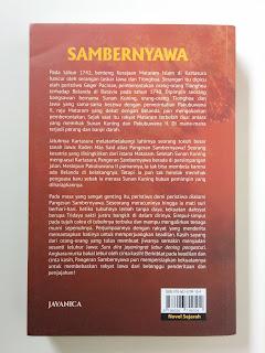 Sambernyawa: Banjir Darah Bumi Mataram
