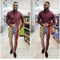 men style pants ankara