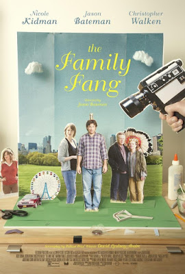 The Family Fang 2015 DVD R2 PAL Spanish
