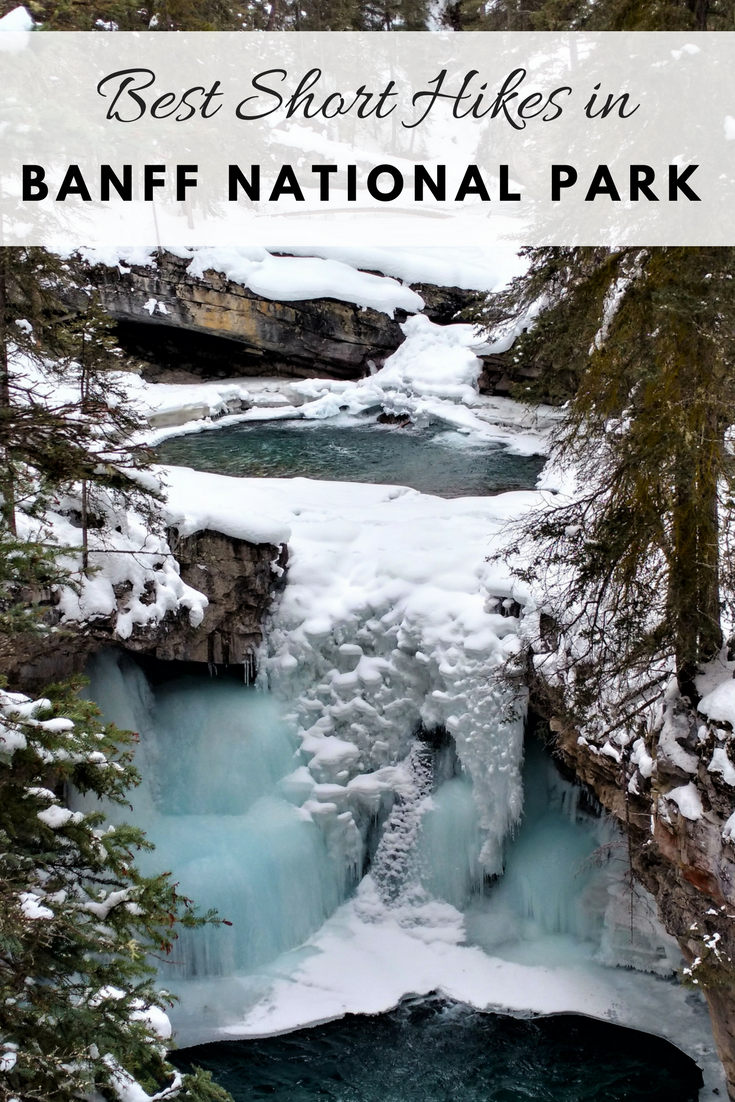 The Best Short Hikes in Banff National Park - Part 1: Banff