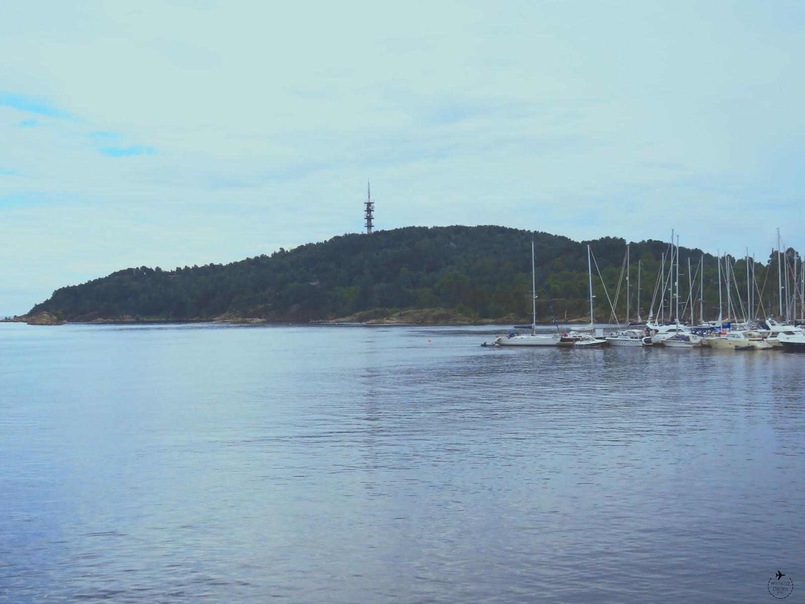 Wyspa koło Kristiansand