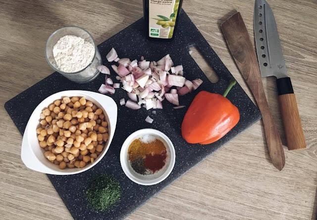 recette-health-vegan-falafels-ingrédients