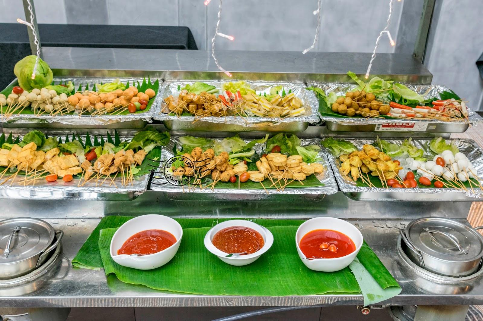Durian Theme Iftar Ramadhan Setia SPICE, Penang
