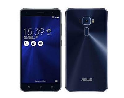 Asus Zenfone 3 ZE520KL Full Spesifikasi dan Harga Terbaru 2016