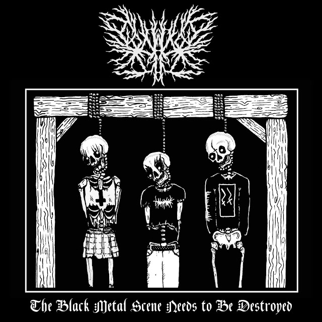 The Black Metal Scene Needs to Be Destroyed