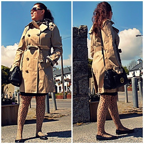 trencz/ trench-coat