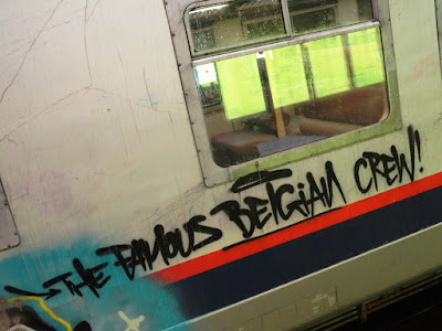 famous belgian crew