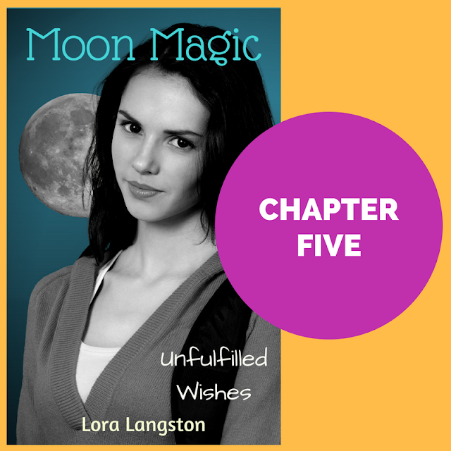 YA Fiction Moon Magic Online Novel Chapter Five