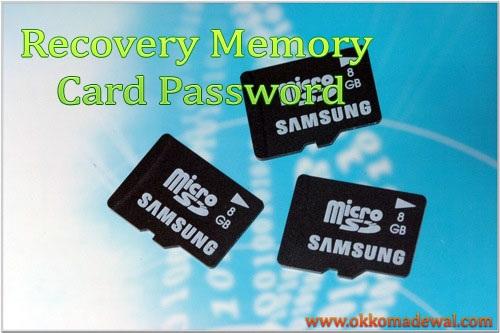 how to break memory card password in nokia 2700