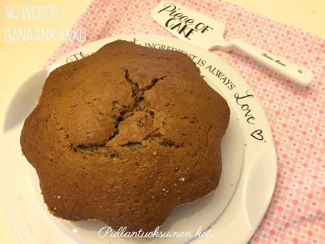 #cake #bananacake #baking #kahvikakku #banaanikakku #hummingbirdbakery #sweetbakings #bananabakings #cakeporn #leivonta