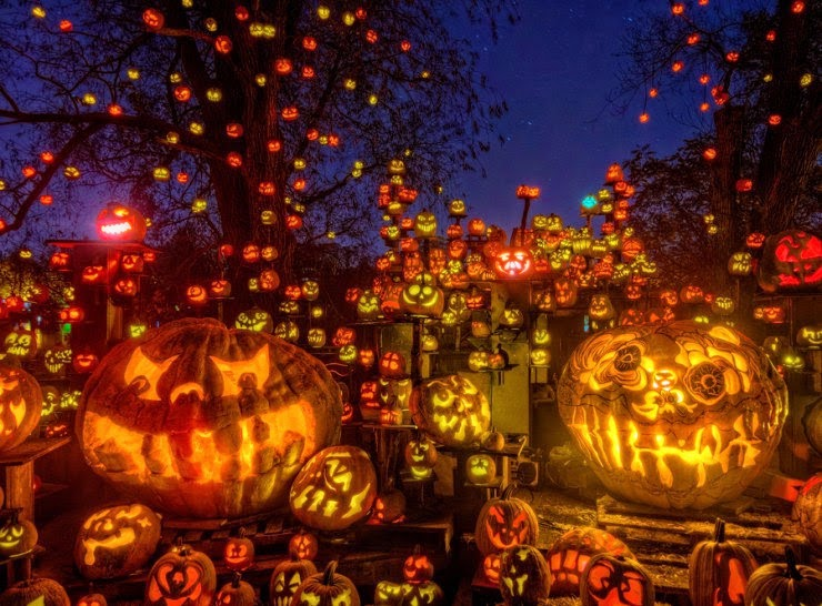 3. Halloween, USA - 29 Colorful Festivals and Celebrations Around the World