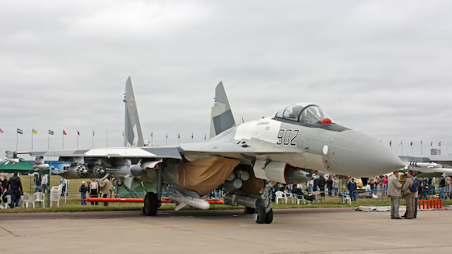 Indonesia Is Buying 11 Su-35 Fighters