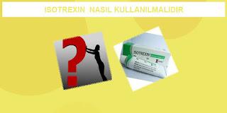 Isotrexin Krem Nasıl Kullanılmalıdır