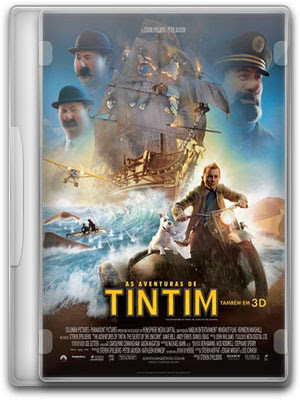 Download Filme As Aventuras de Tintim Dublado