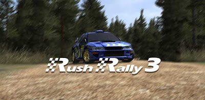 Rush Rally 3 Apk + Mod Money for Android Offline