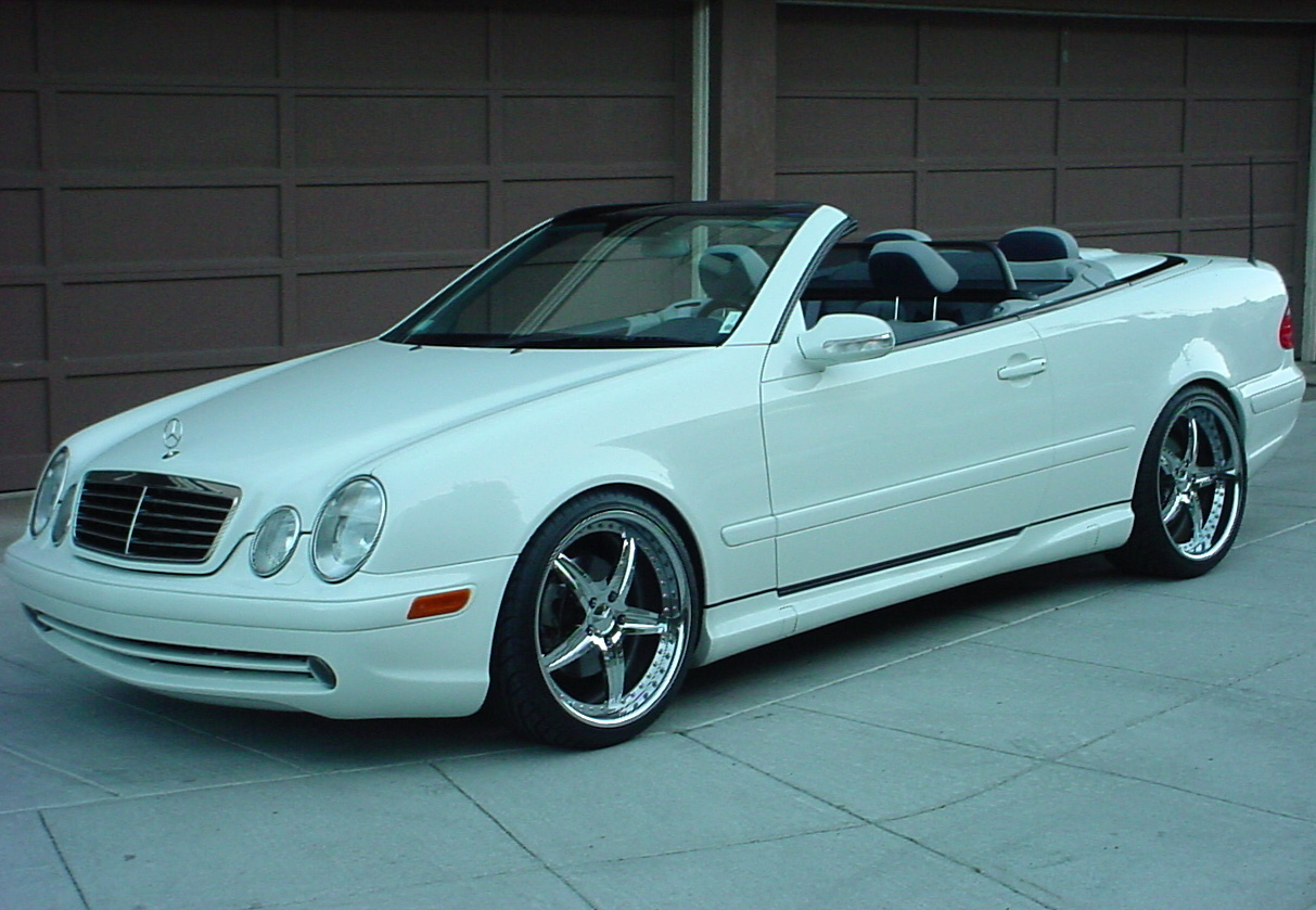 Manual Download: Mercedes CLK cabriolets owners manual .