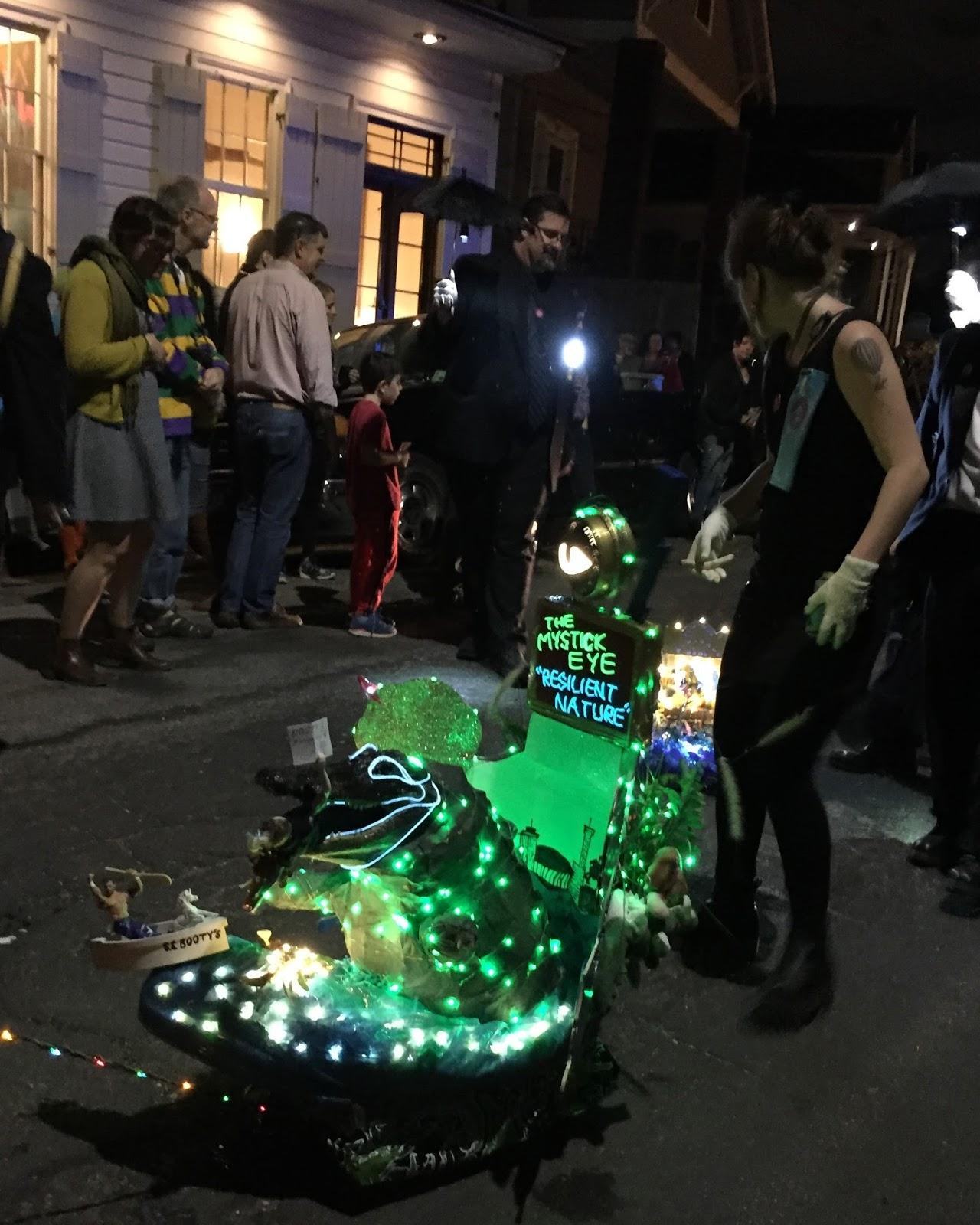 Tiny tit parade
