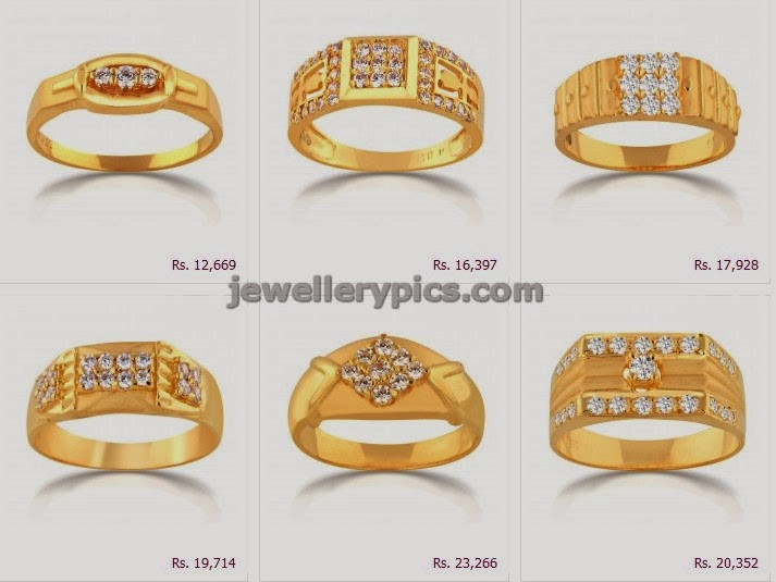 15 Mens gold ring designs at Malabar gold Latest Jewellery Designs